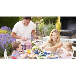rent bbq and outdoor furniture