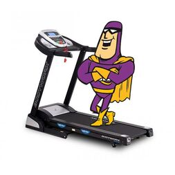 Rent to own a JSPORT 1250 TREADMILL