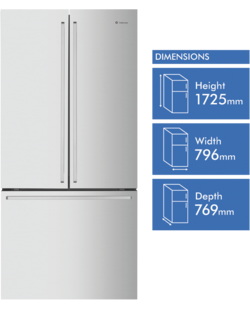 French Door Fridge Rental Adelaide