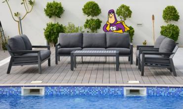 Outdoor Furniture Rental Mandurah