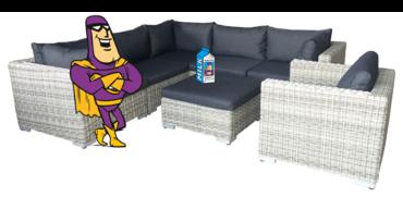 Outdoor Suite Rental Geraldton